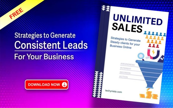 Strategies To Generate Unlimited Sales For Your Business Online
