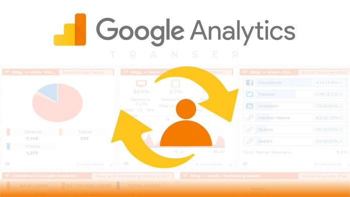 How To Transfer Google Analytics Ownership