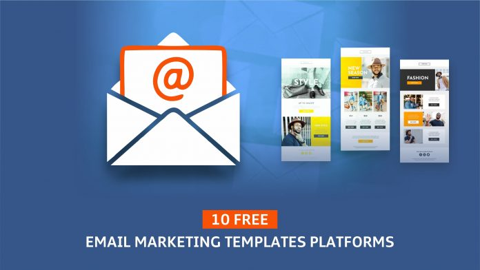 10 Free Email Marketing Template Platforms